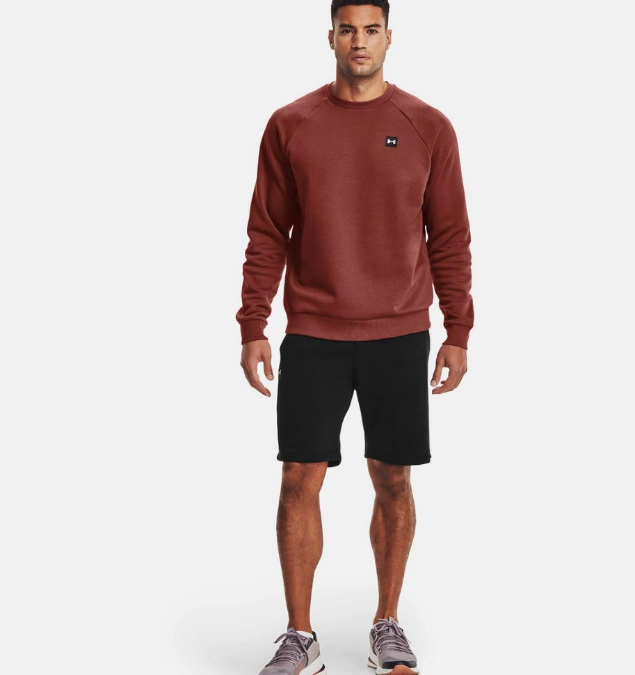 Джемпер Under Armour UA Rival Fleece Crew 1357096-688 в Челябинске