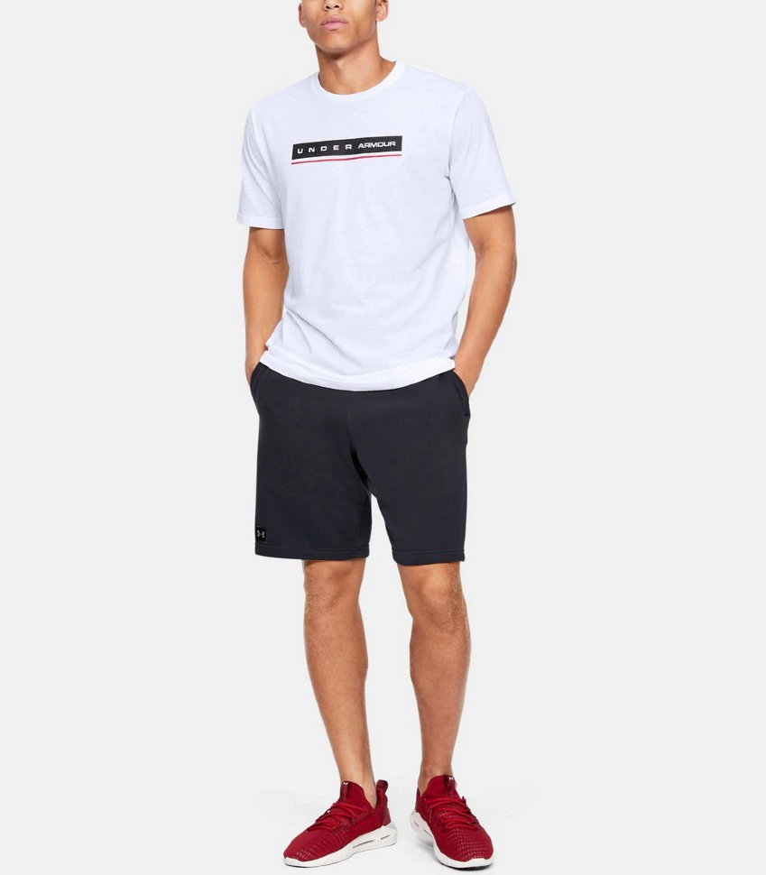 Футболка Under Armour UA REFLECTION SS 1351620-100 в Челябинске